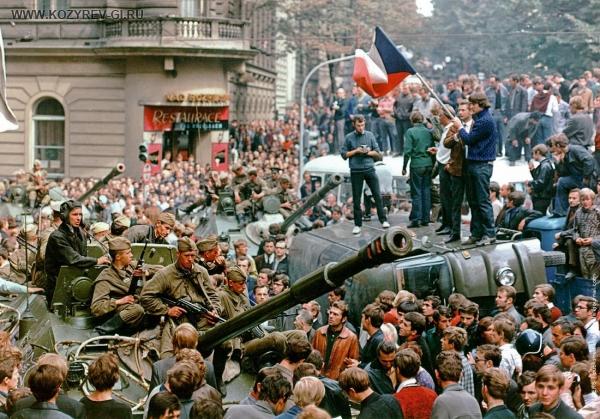 Чехословакия 1968 год: воспоминания участника событий через 50 лет