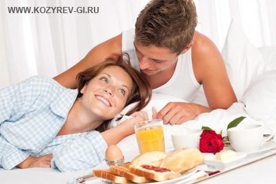 Секс в брачно-семейных отношениях